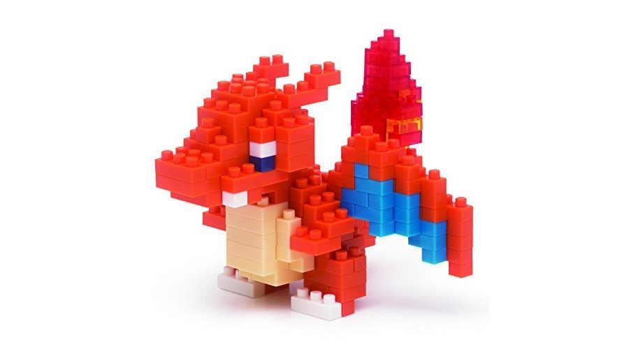 personajes de pokemon hechos con legos