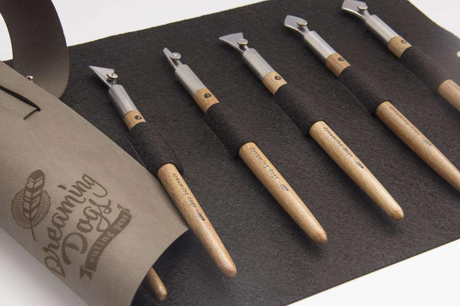 plumas para hacer caligrafía
