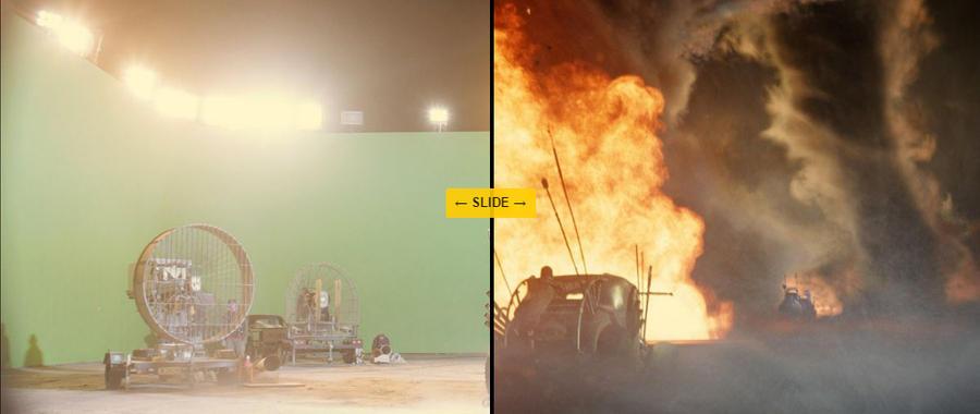 efectos en cine