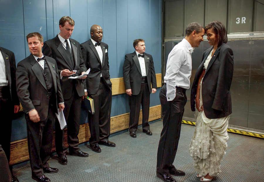 fotos de la presidencia de Barack Obama