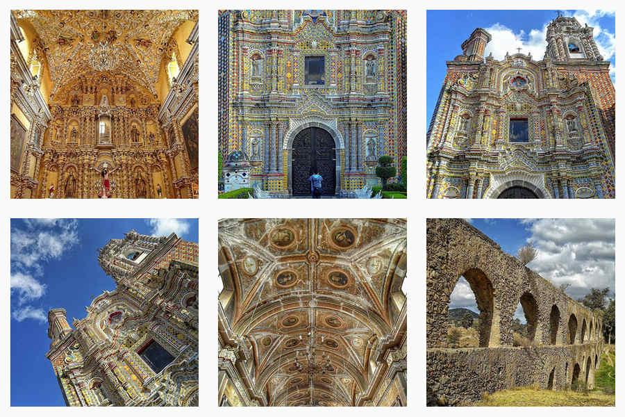 fotos del virreinato de Nueva España