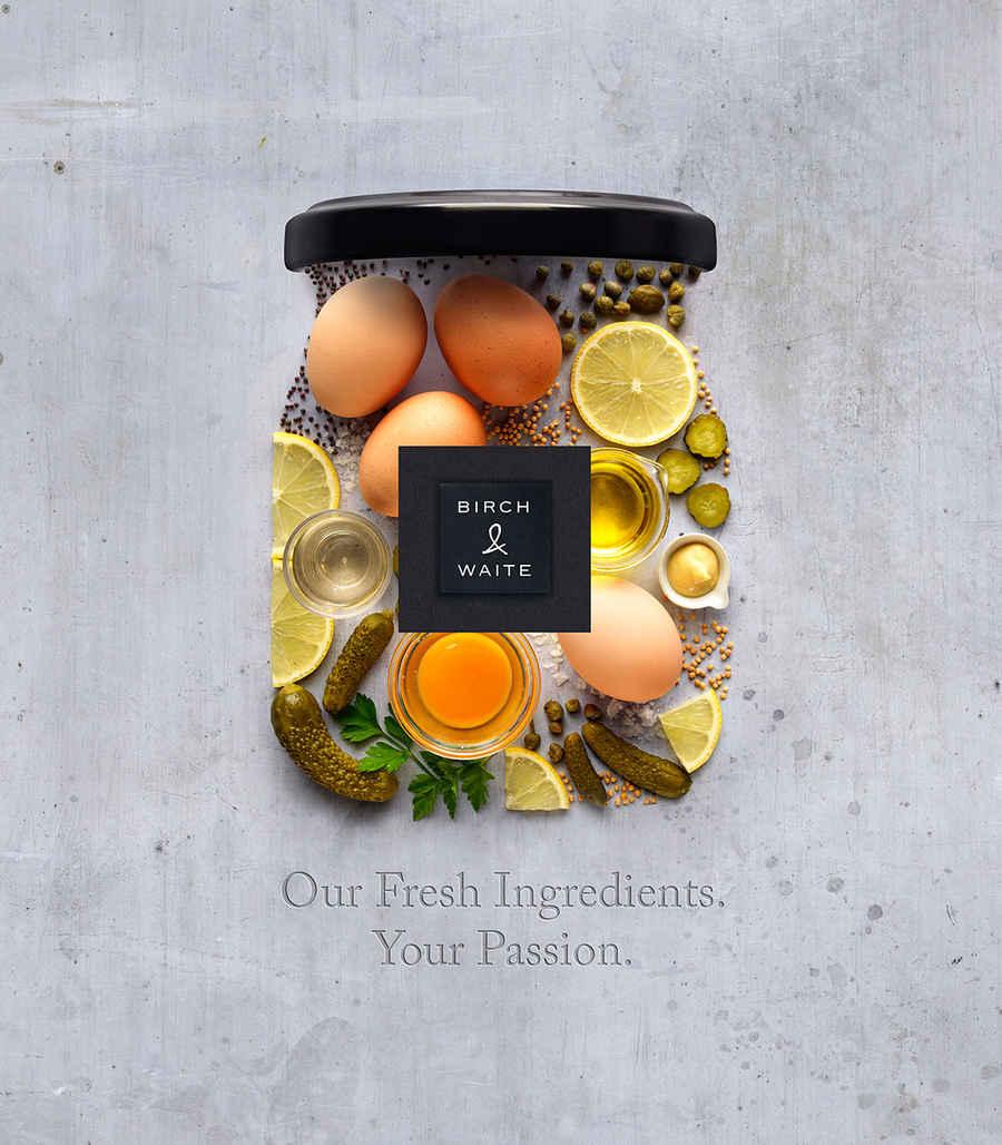publicidad de salsas naturales