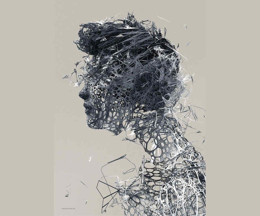 esculturas digitales