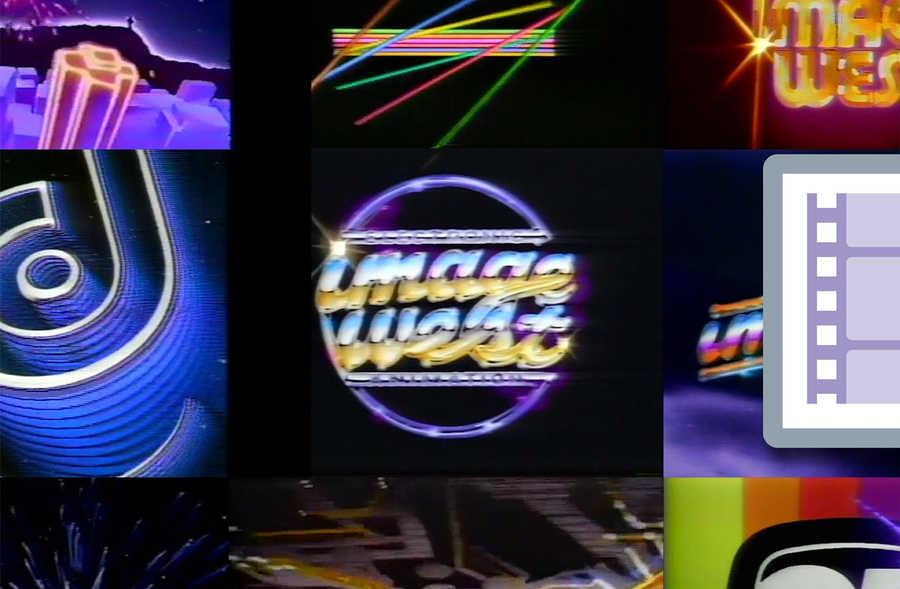 gráficos animados de los años 1970