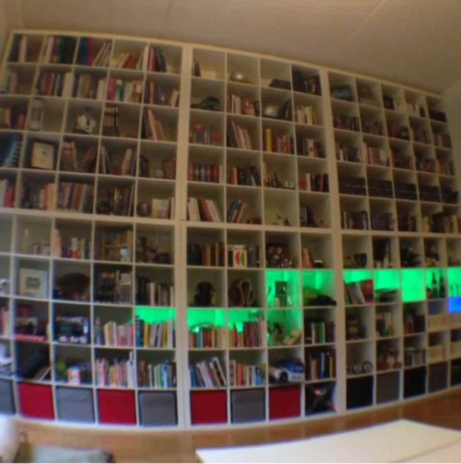 librero para jugar tetris
