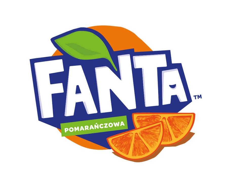 nuevo logotipo y botella de Fanta