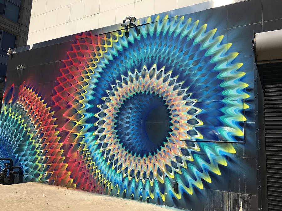 portales de colores