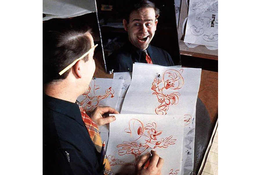 primeras animaciones de Disney