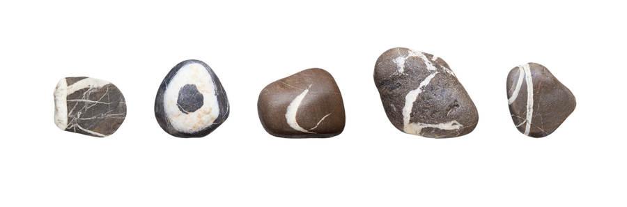 fuente tipográfica de piedras