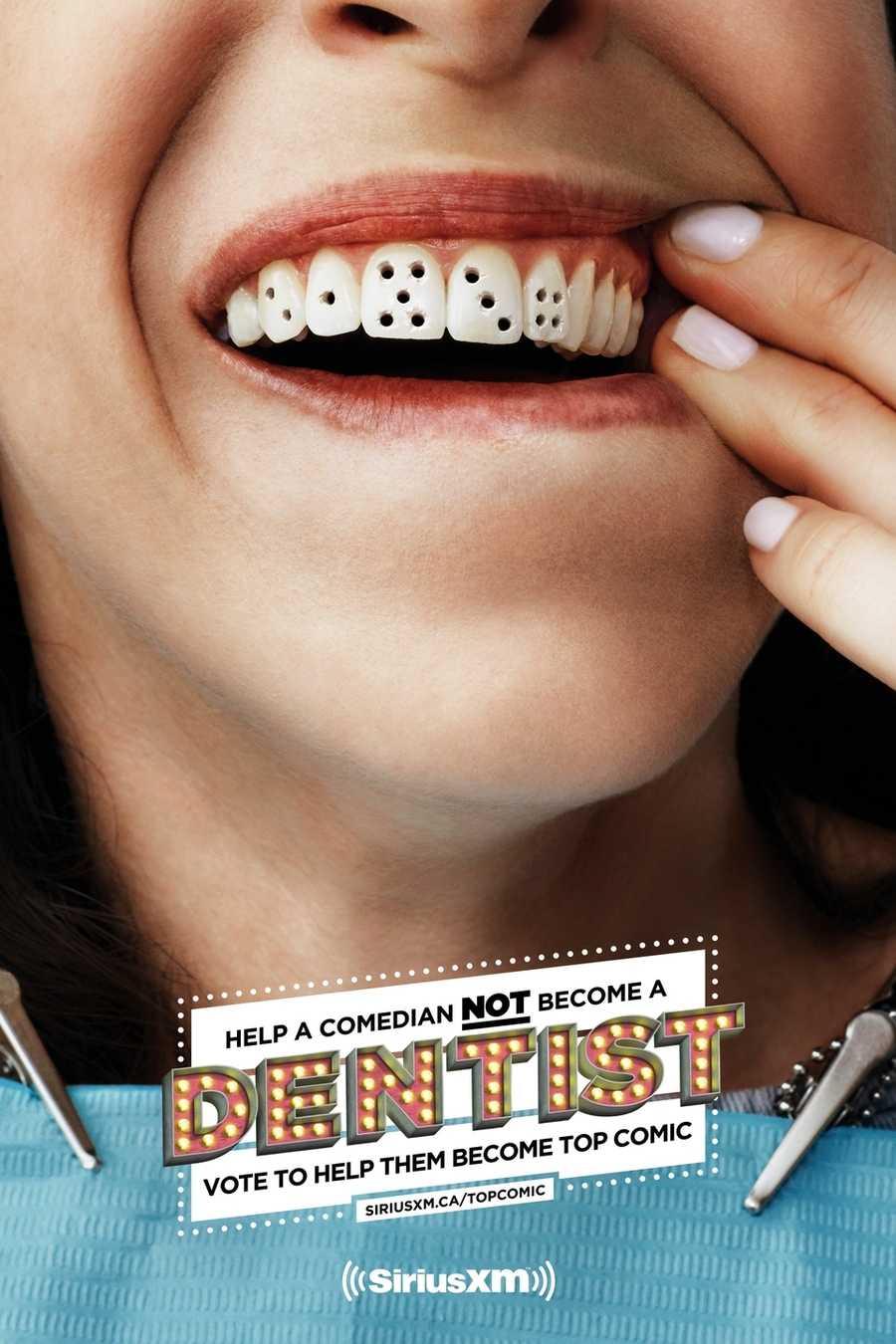 publicidad dentista