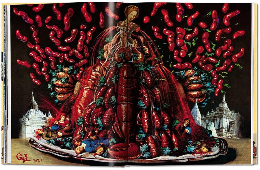 Les Diners de Gala de Salvador Dali