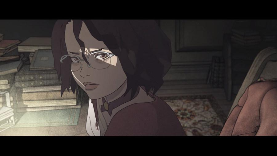 lovecraft anime