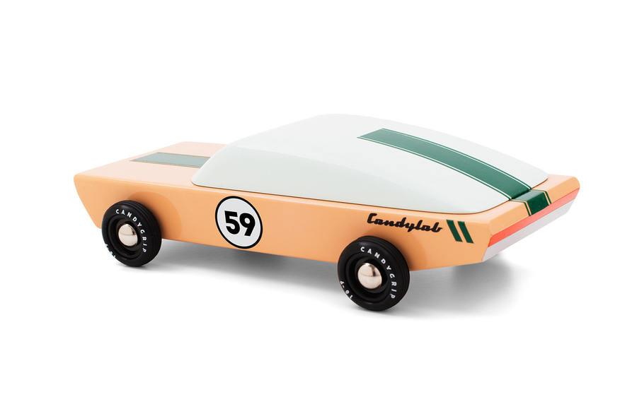 carros de madera