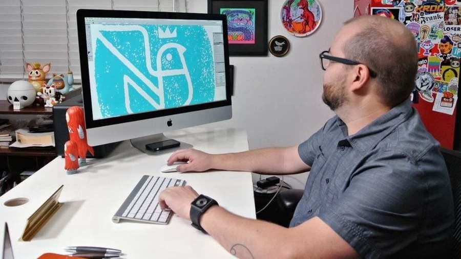 curso para aprender a diseñar un logotipo