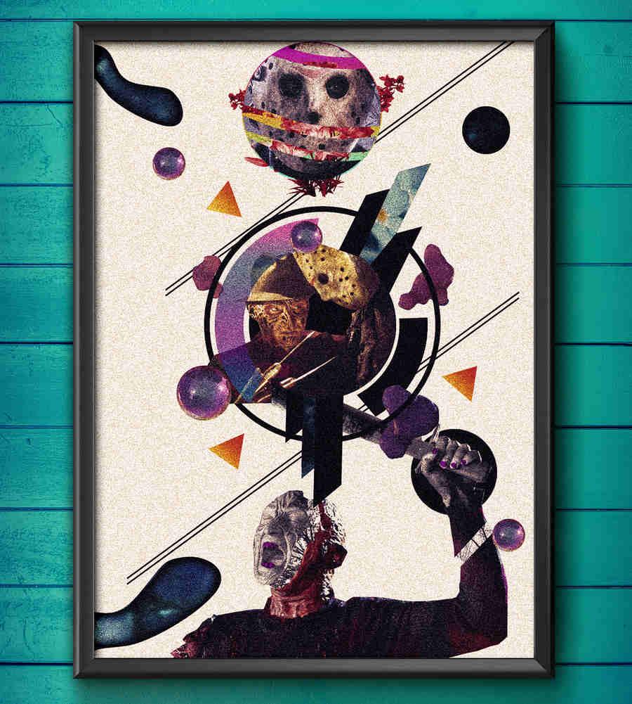 posters de películas de terror
