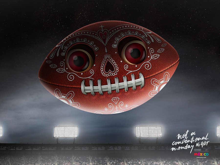 publicidad NFL en México