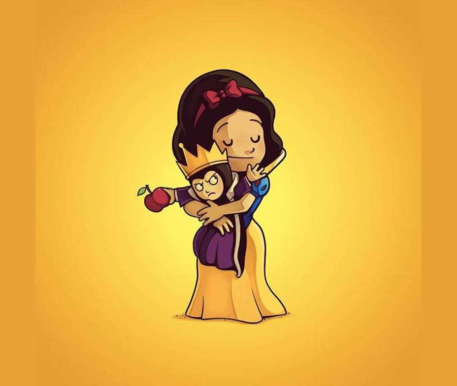villanos necesitan amor