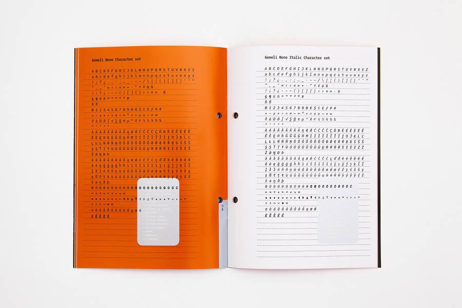 catálogos tipográficos gratis