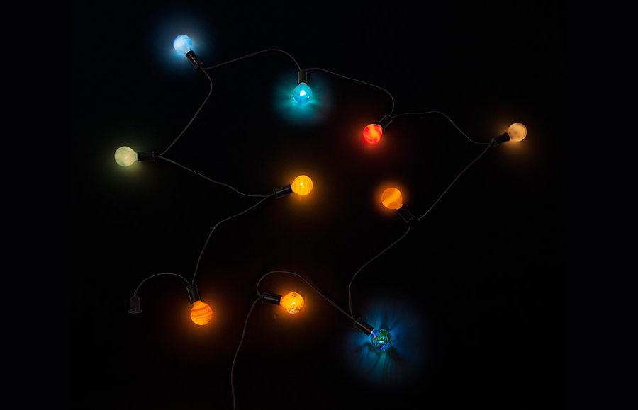 focos del sistema solar