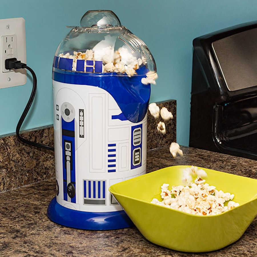 máquina para hacer palomitas maíz