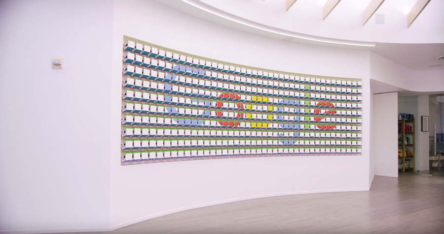 tienda popup de Google