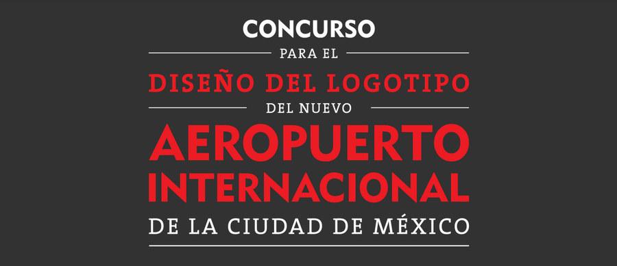 concurso logotipo para el aeropuerto ciudad de México