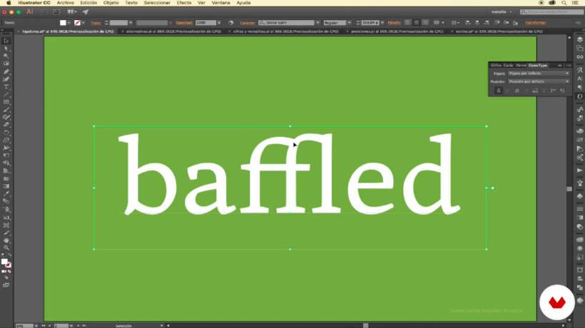 tipografía corporativa