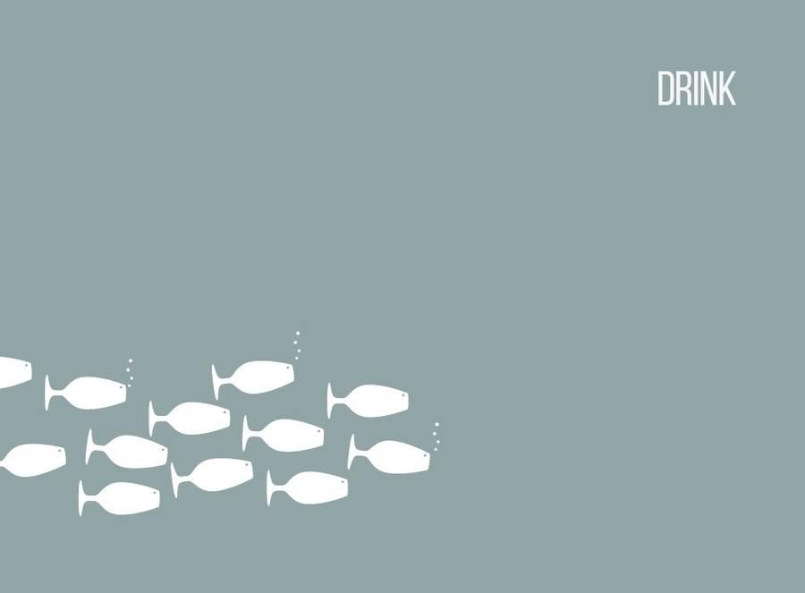 logotipo para restaurante de pescado
