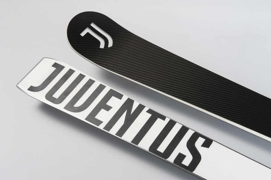 nuevo logotipo de la Juventus