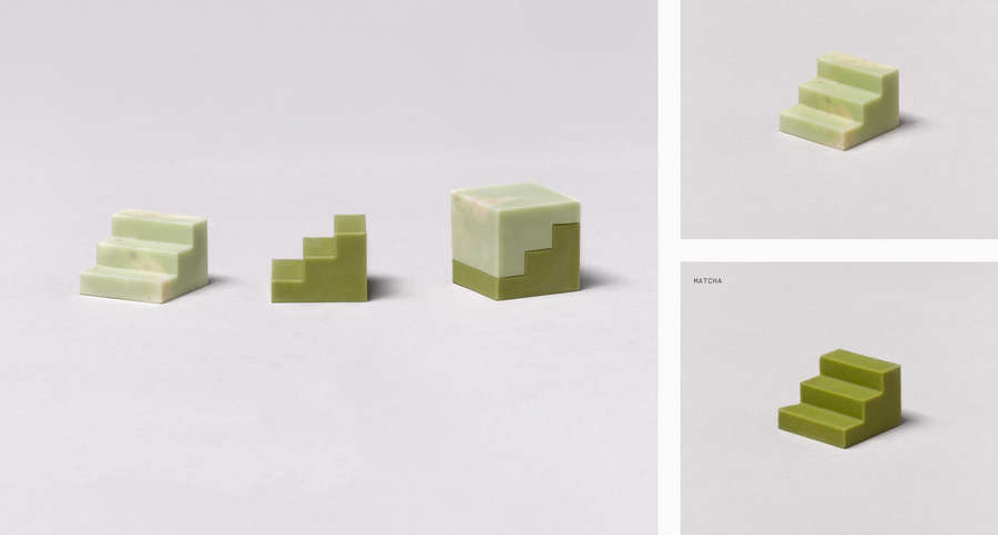 chocolates modulares