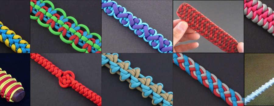 Cómo hacer nudos para pulseras