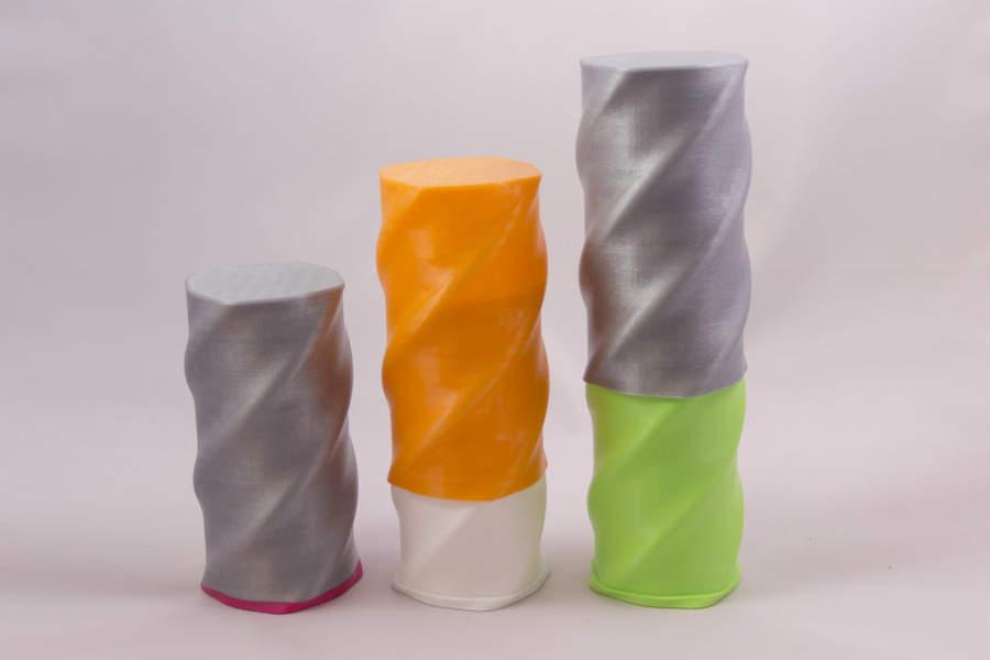 contenedores impresos en 3D