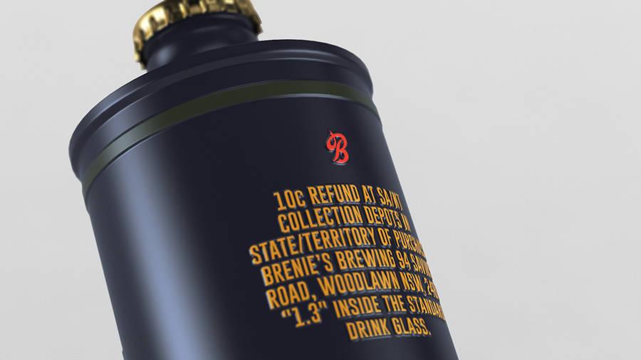 latas de cervezas edición limitada