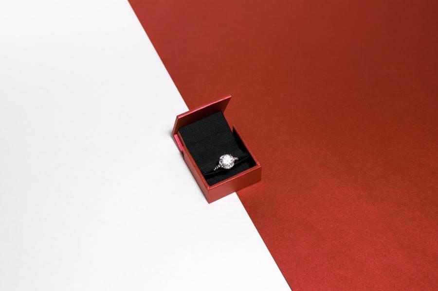 cajas para anillos