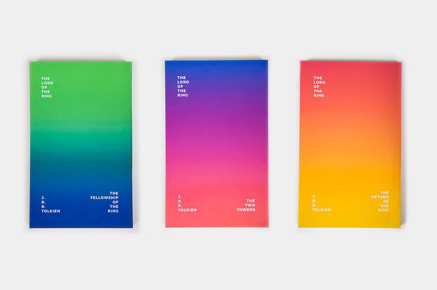 portadas de libros minimalistas