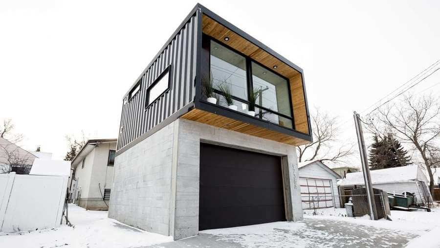 casas hechas con-contenedores