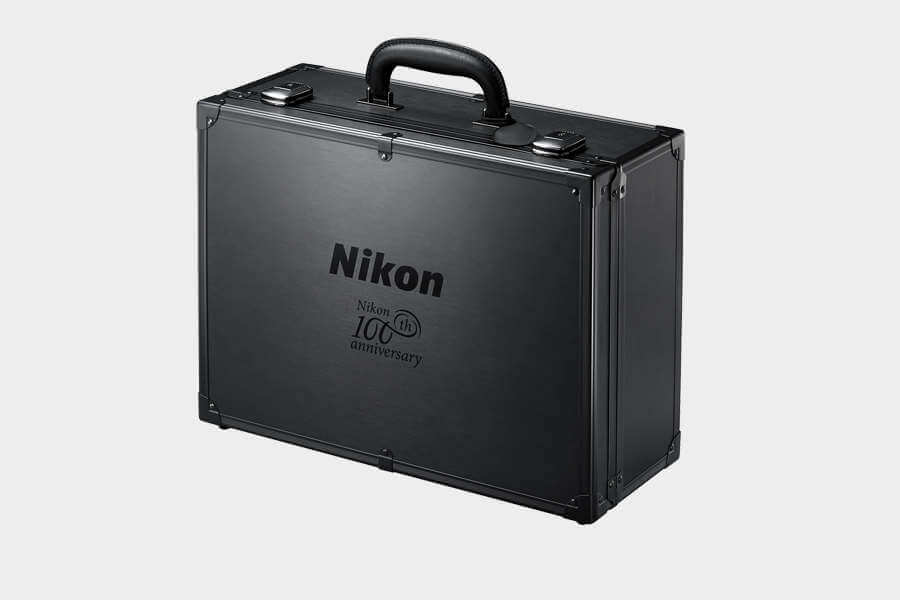 Nikon 100 aniversario