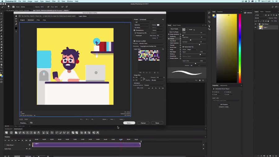 Aprende a hacer animaciones para redes sociales