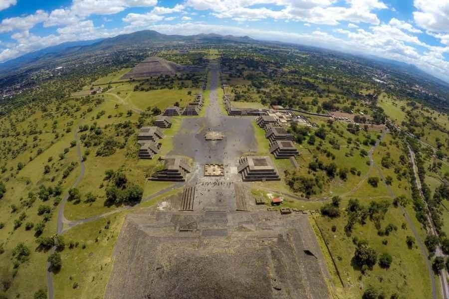 fotos tomadas con dron
