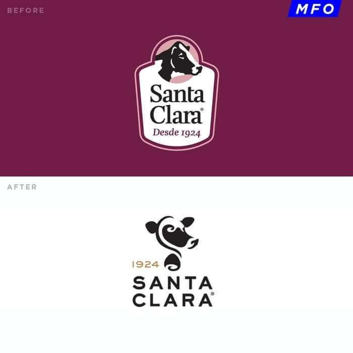 Rediseño del logo de Santa Clara