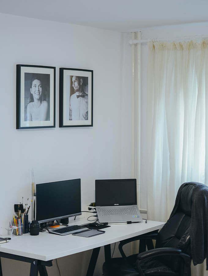 lugares de trabajo de diseñadores