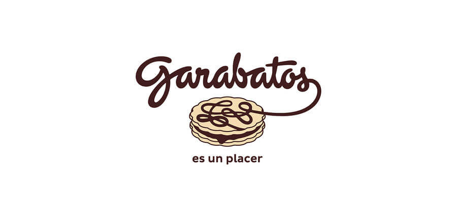 rebranding de Garabatos