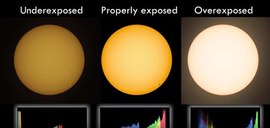 tips para tomar buenas fotos al eclipsa solar