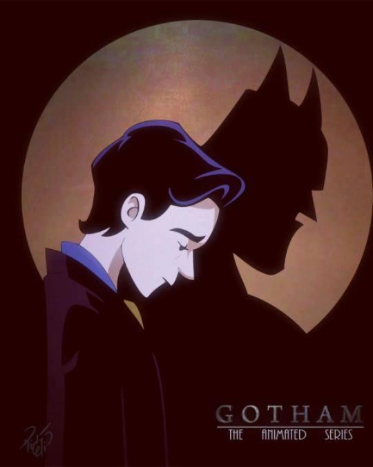 Gotham Batman Animated