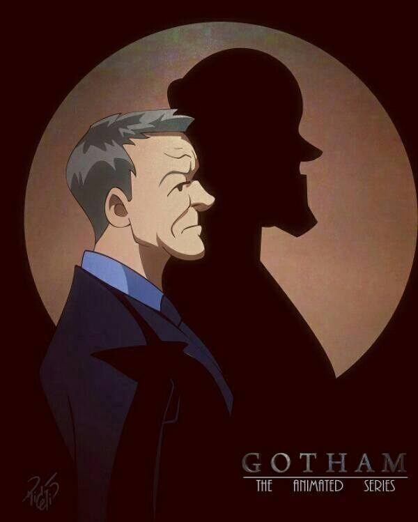 Gotham Batman Animated