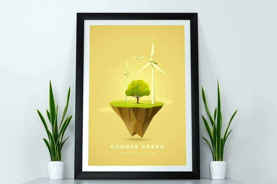 carteles del medio ambiente para descargar gratis