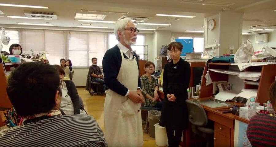 documental sobre Hayao Miyazaki en español
