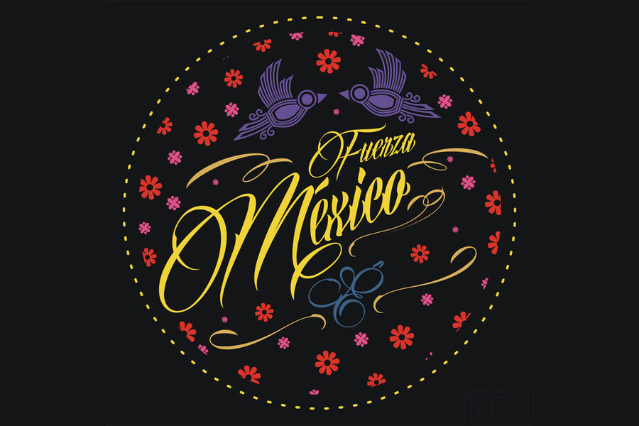 Fuerza México #FuerzaMexico