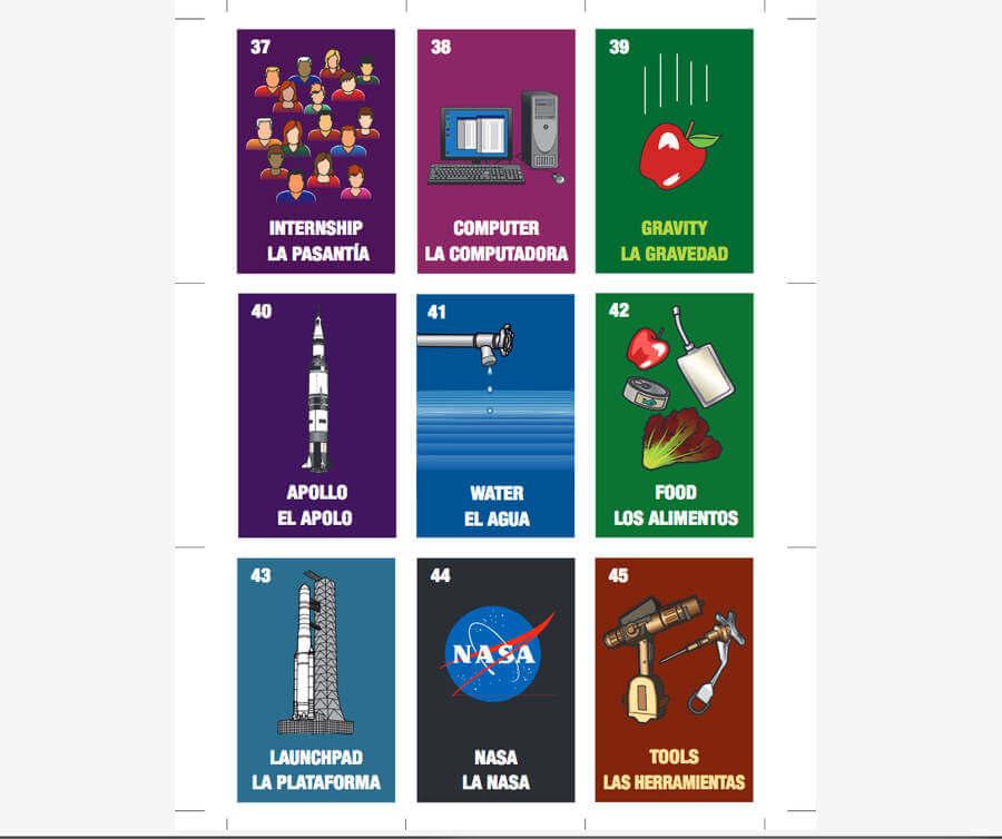 lotería del espacio