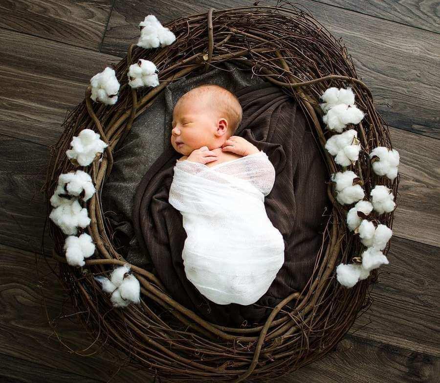 tomar fotografías a recién nacidos